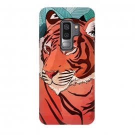 Galaxy S9+  Tiger in the jungle  by Steve Wade (Swade)