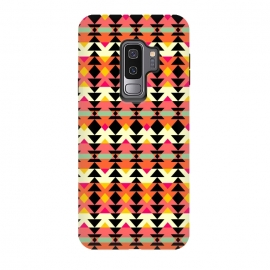 Galaxy S9+  Aztec Geometrical Pattern by Dhruv Narelia