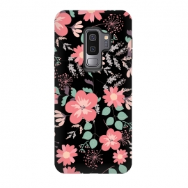 Galaxy S9 plus  Coral and black by