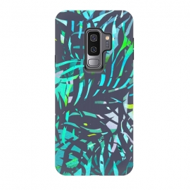 Galaxy S9+  Green Jungle by Susanna Nousiainen