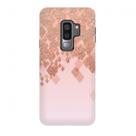 Galaxy S9 plus  Rose Gold Glamour by