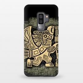 Galaxy S9 plus  Aztec Eagle Warrior by
