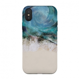 iPhone Xs / X  Sea Vortex by