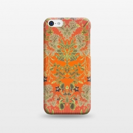 iPhone 5C  Botanical Pattern by Zala Farah