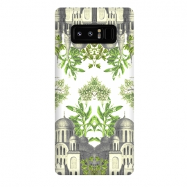 Galaxy Note 8  Botanical Castle by