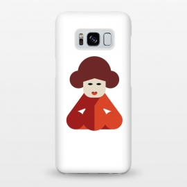 Galaxy S8+  cuteness chinese women by TMSarts