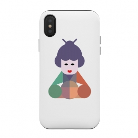 iPhone Xs / X  chinese beauty by TMSarts