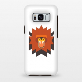 Galaxy S8 plus  lion art by
