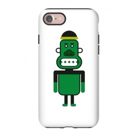 iPhone 8/7  green monkey by TMSarts