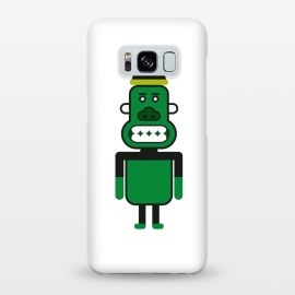 Galaxy S8+  green monkey by TMSarts