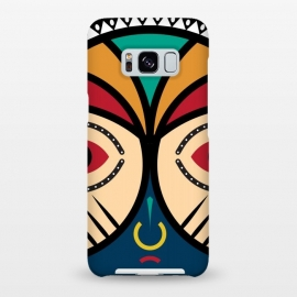 Galaxy S8+  Pende tribal Mask by TMSarts