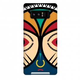 Galaxy Note 8  Pende tribal Mask by TMSarts