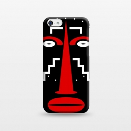 iPhone 5C  Ligbi tribal Mask by TMSarts