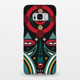 Galaxy S8+  massai warrior by TMSarts