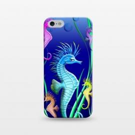 iPhone 5/5E/5s  Seahorses Underwater Scenery by