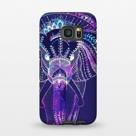 Galaxy S7  Elephant Dreams  by Rose Halsey