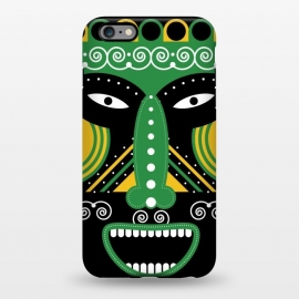iPhone 6/6s plus  ritual tribal mask by TMSarts