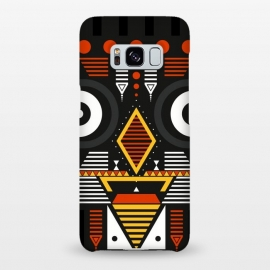 Galaxy S8+  bobo tribal mask by TMSarts