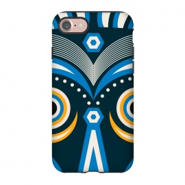 iPhone 8/7  lulua tribal mask by TMSarts