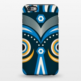 iPhone 6/6s plus  lulua tribal mask by TMSarts