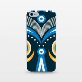 iPhone 5/5E/5s  lulua tribal mask by TMSarts