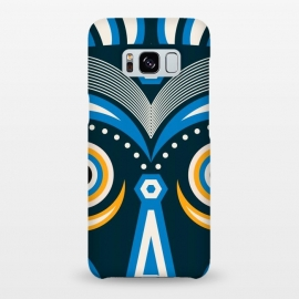 Galaxy S8+  lulua tribal mask by TMSarts