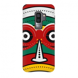 Galaxy S9 plus  totem tribal mask by