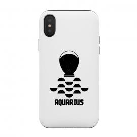 iPhone Xs / X  aquarius by