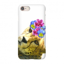 iPhone 8/7  Cute Cheetah by Alemi