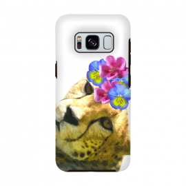 Galaxy S8  Cute Cheetah by Alemi