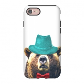 iPhone 8/7  Cute Bear by Alemi