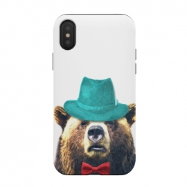 iPhone Xs / X  Cute Bear by Alemi