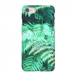 iPhone 8/7  Fern Tropical Leaves by Alemi