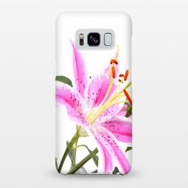 Galaxy S8+  Pink Lily by Alemi