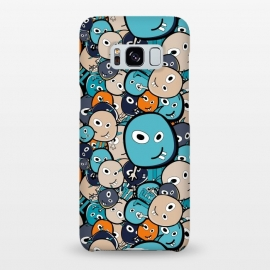 Galaxy S8+  Doodle Monsters by TMSarts