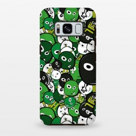 Galaxy S8+  green monsters by TMSarts
