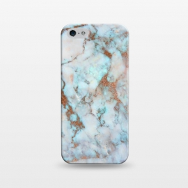 iPhone 5/5E/5s  Ocean Mermaid Marble by Utart