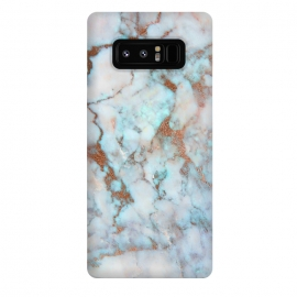 Galaxy Note 8  Ocean Mermaid Marble by Utart