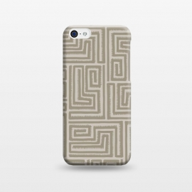iPhone 5C  Sand Maze by Majoih