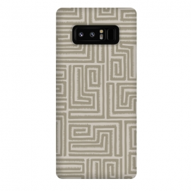 Galaxy Note 8  Sand Maze by Majoih