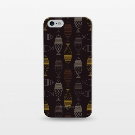 iPhone 5/5E/5s  tribal fish by