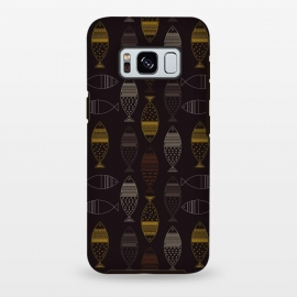 Galaxy S8+  tribal fish by TMSarts