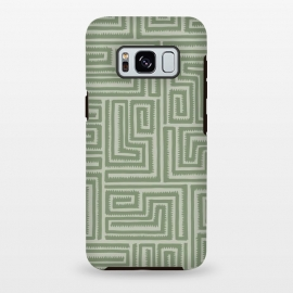 Galaxy S8+  Grass Maze by Majoih