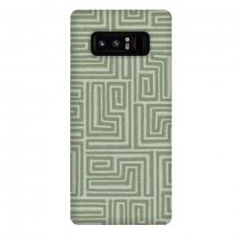 Galaxy Note 8  Grass Maze by Majoih