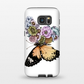 Galaxy S7  Butterfly in Bloom II by ECMazur
