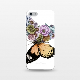 iPhone 5/5E/5s  Butterfly in Bloom II by ECMazur