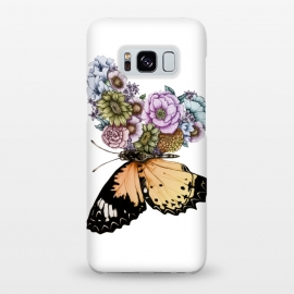 Galaxy S8+  Butterfly in Bloom II by ECMazur