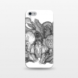iPhone 5/5E/5s  The Impossible Menagerie by ECMazur