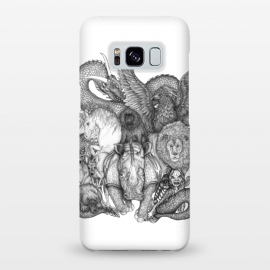Galaxy S8+  The Impossible Menagerie by ECMazur