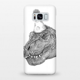Galaxy S8+  Party Dinosaur by ECMazur